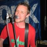 Steffen pinar mikrofonen