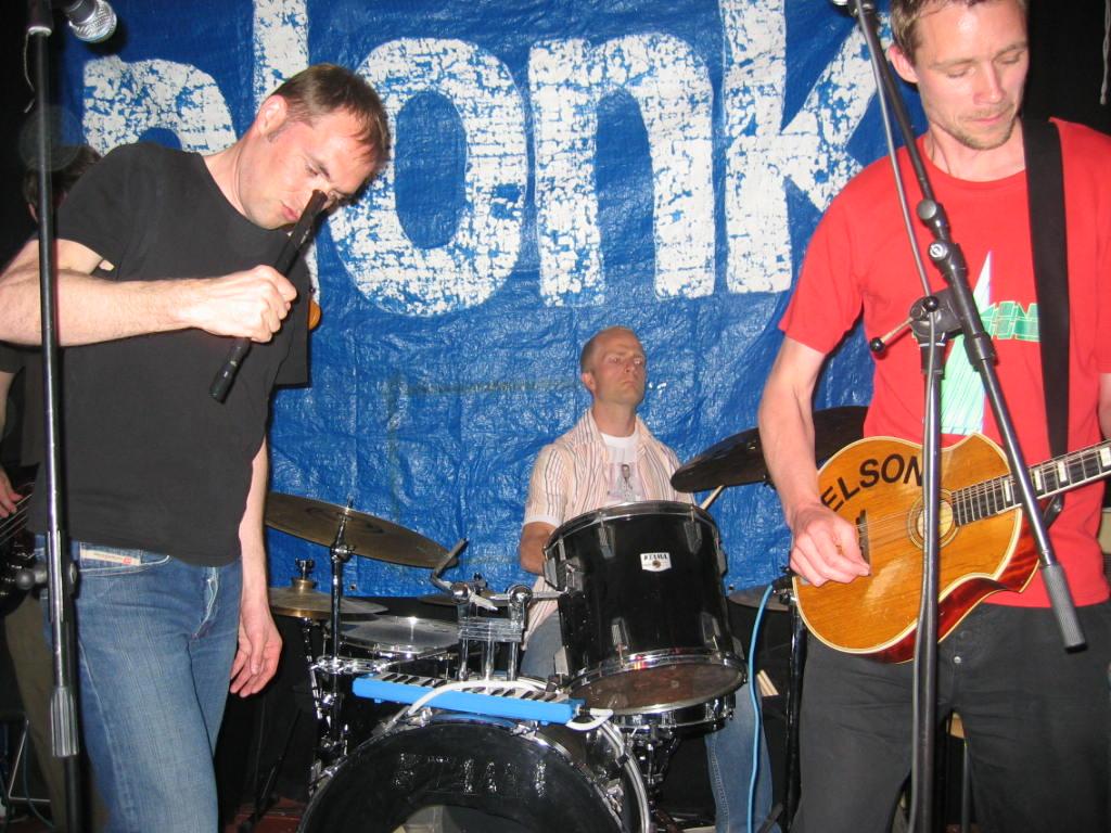 Ulrik, Hasse, Steffen