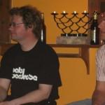 Søren och Hasse lyssnar på Poulaphooka