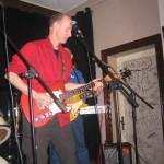 """Olle Townsend. Samt fronten på Örjan. Sistnämnda har jammat med """"Mulligan Blues Band"""" från Röstånga. Ett band KFAkustik vill veta mer om! Mejla oss!"""