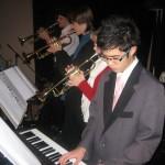 SNB – delar av rytm och blås. Om nu piano kan räknas som rytm förstås.