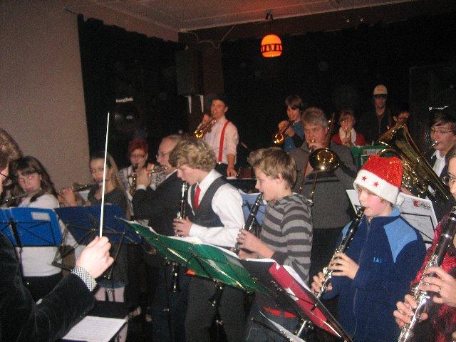 När så föräldrar också ville vara med i Ungdomsorkestern kände man sig tvungen att byta namn.
