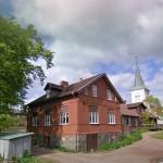 Hemma. Även om denna gamla fina skola ligger i Ask så är det vår hemmascen. Här har vi kört dom flesta arrangemangen sedan 2010.